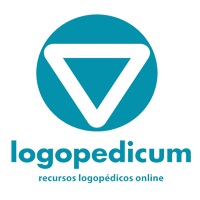logotipo logopedicum